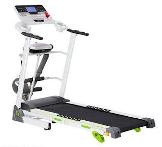 treadmill elektrik murah TM 538