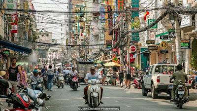 Mengenal Lebih Dekat Ho Chin Minh City, Destinasi Wisata Gado-Gado di Vietnam
