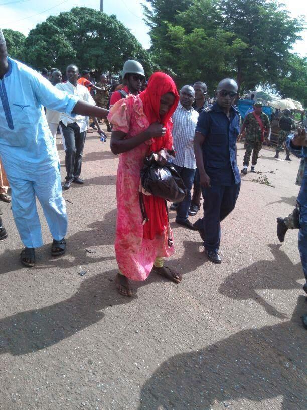kano hijab suicide bomber