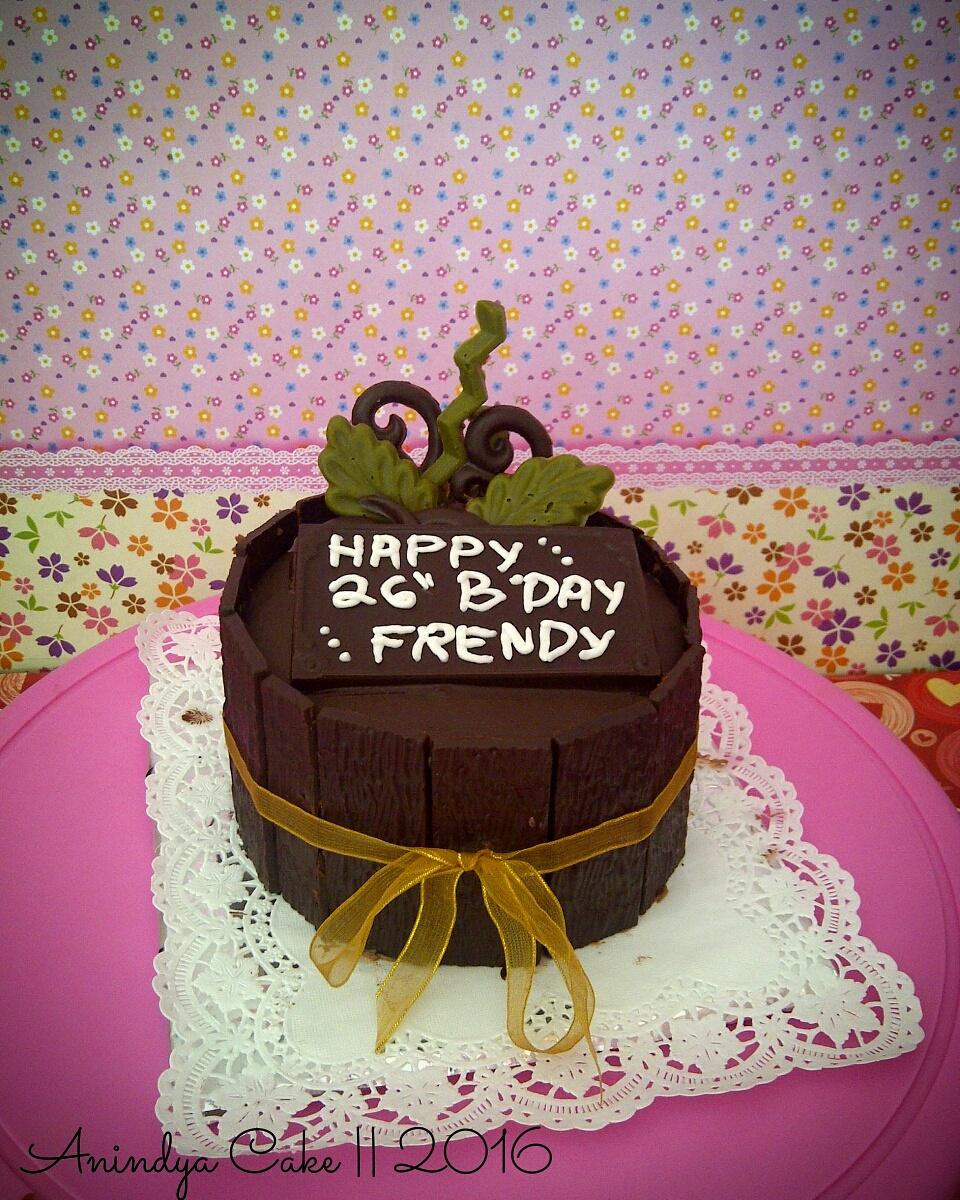 Birthday Cake Uenakecom Resep masakan kue dan roti sederhana