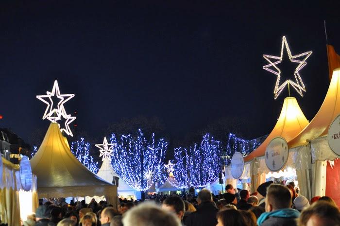Hamburg Christmas Market