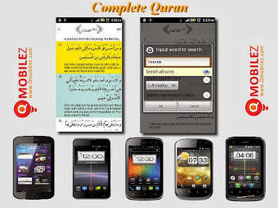 Complete Quran for Android