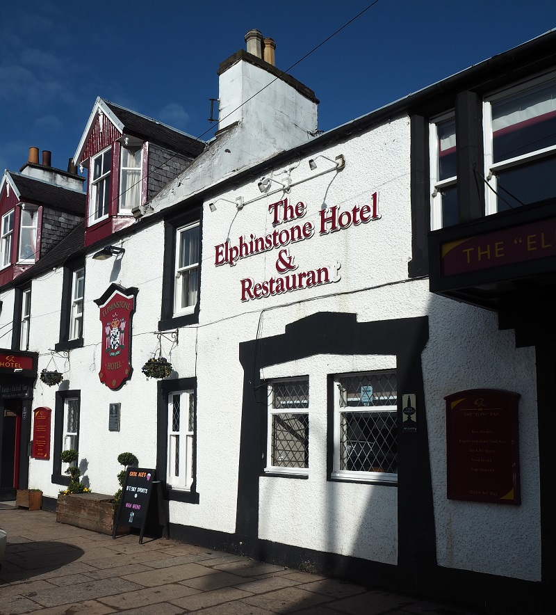 The Elphinstone Hotel Biggar
