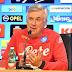 """Ancelotti in conferenza stampa: """"Domani voglio intelligenza, coraggio, cuore"""""""