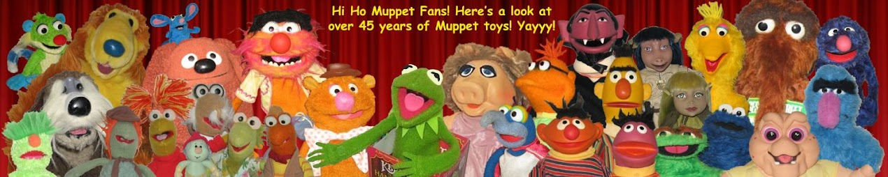 Mikey's Muppet Memorabilia Museum: The Muppet Show 1976-1981