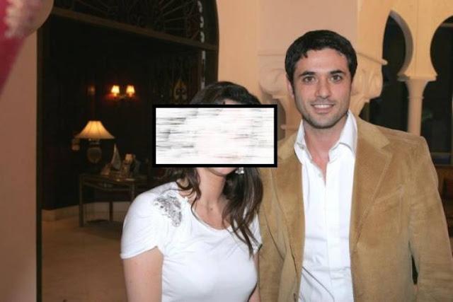 هذه هي زوجة أحمد عز والتي يخفيها عن وسائل الاعلام أصغر منه بـ20 عاما!