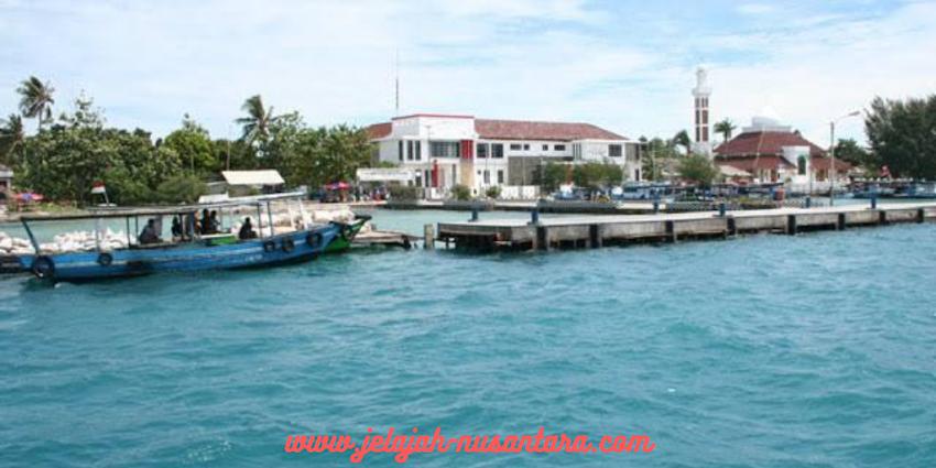 paket wisata murah open trip pulau pramuka 2 hari 1 malam kepulauan seribu