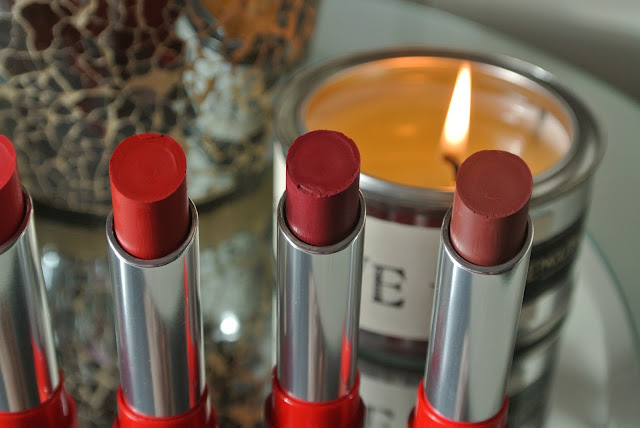 Rimmel The Only 1 Matte Lipstick 500 Take The Stage, 810 The Matte Factor, 750 Look Who's Talking Image