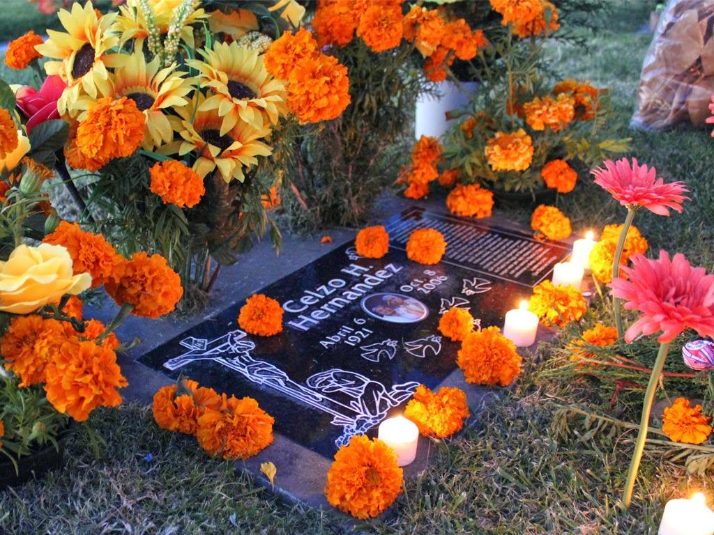 Perla Sancheza Dia De Los Muertos