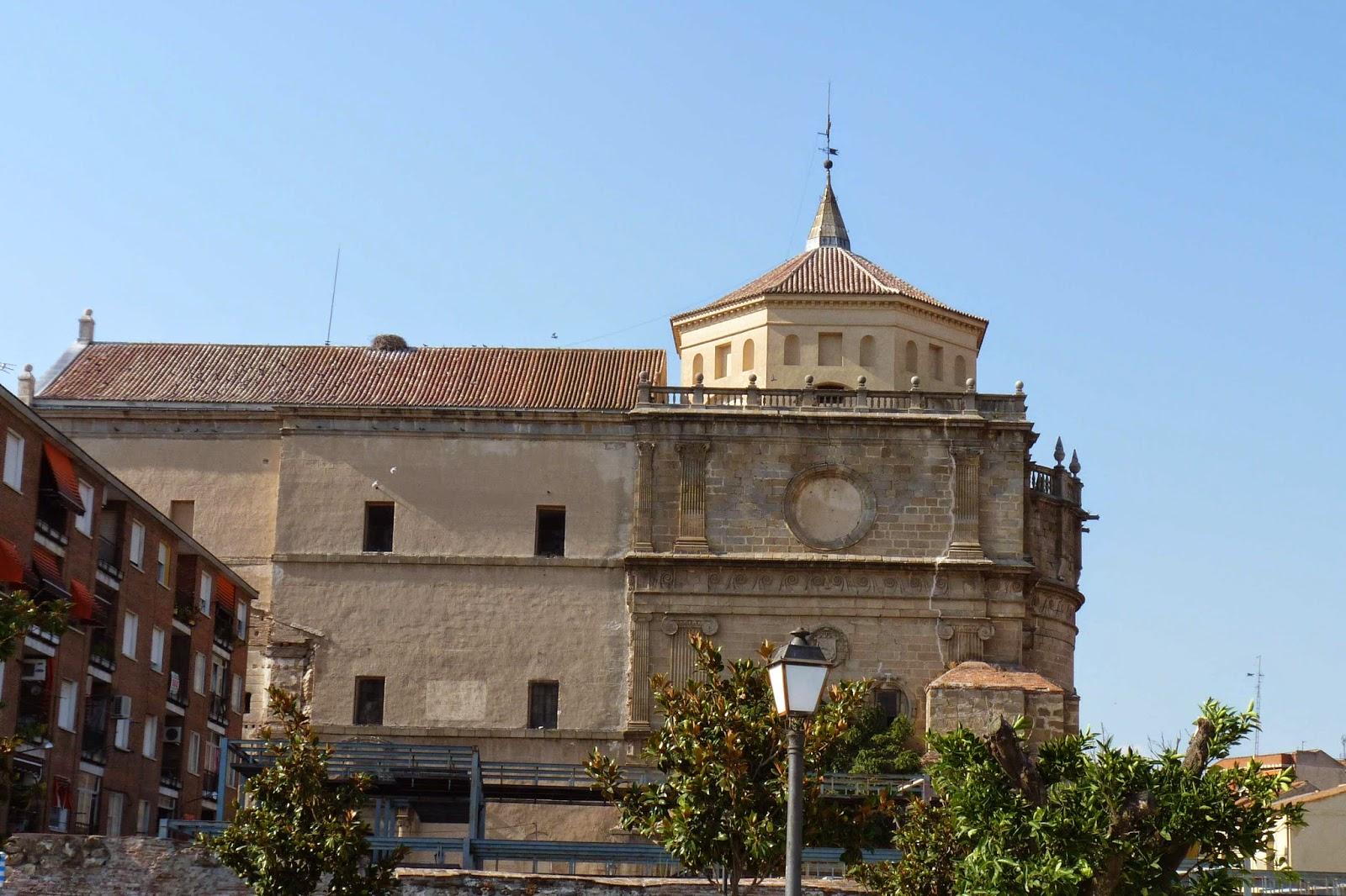 Convento de San jerónimo o San Prudencio.