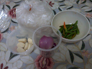 bahan basakan untuk leftover food, lynnmunir - cooking a left over