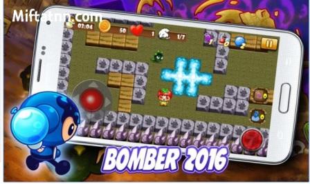Game Strategi Offline Android Terbaik Bomber 2016 MOD APK