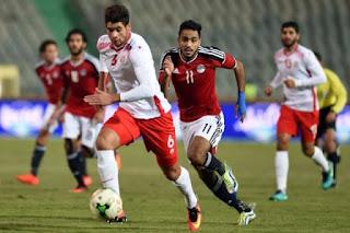 الآن متابعة مباراة مصر واوغندا في تصفيات امم افريقيا 2017 تابع لايف
