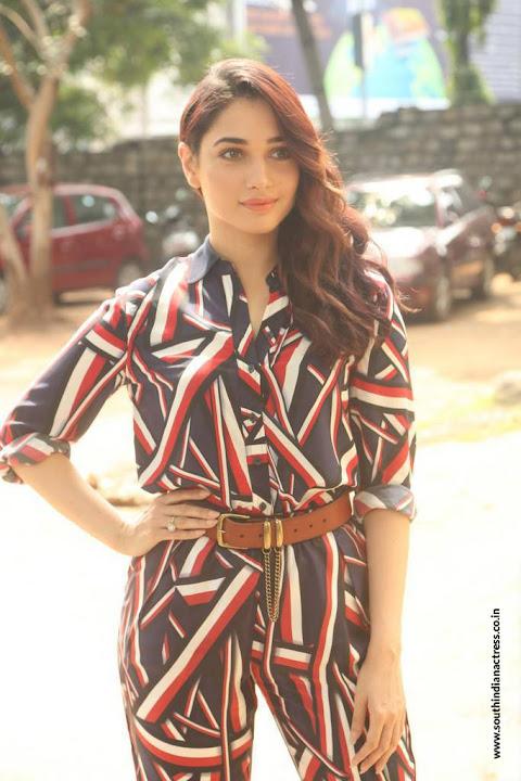 Tamannaah at Queen Movie Launch