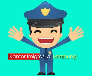 Alamat Kantor Imigrasi Di Lampung