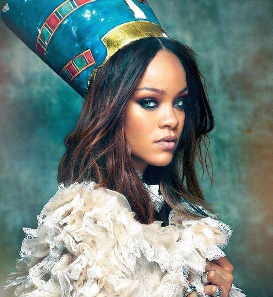Good Morning wishes - Rihanna
