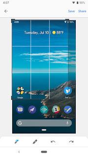 Cara Mengambil Screenshot di Android P,Ini Caranya 4
