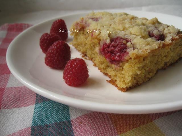 Owsiane ciasto drożdżowe bez mąki i bez wyrabiania