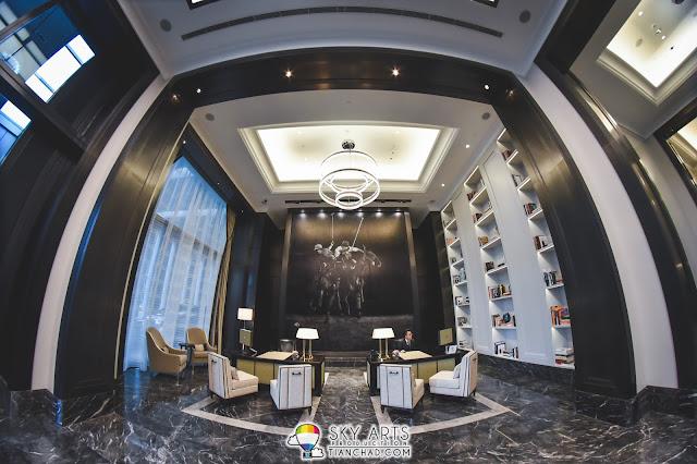 The St. Regis Kuala Lumpur Reception Area