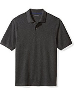 Buy Amazon Essentials Men's Regular-Fit Cotton Pique Polo Shirt