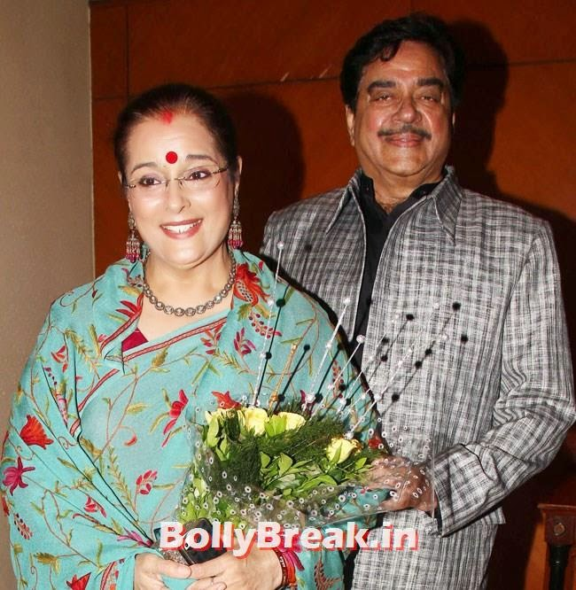 Shatrughan Sinha and Poonam Sinha, Celebs at Celebrations of Shatrughan Sinha Lok Sabha Election success