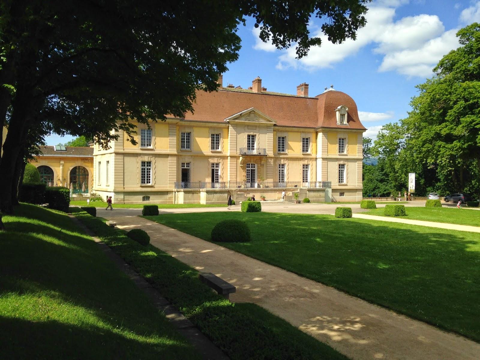 Château du domaine de Lacroix Laval