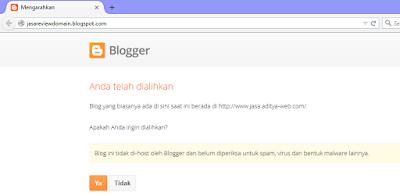 Tutorial Cara Membuat Subdomain di Blogger