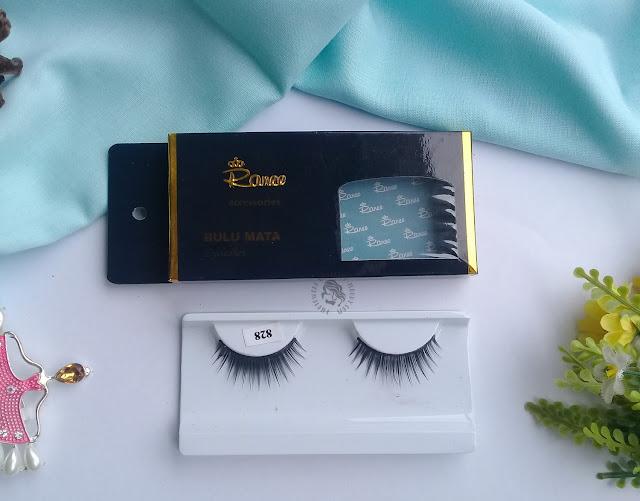 Review Ranee Eye Putti dan Bulumata palsu, pretty-moody.com, lem bulumata lokal, bulumata palsu