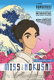 Miss Hokusai – Fiica pictorului Hokusai online subtitrat romana