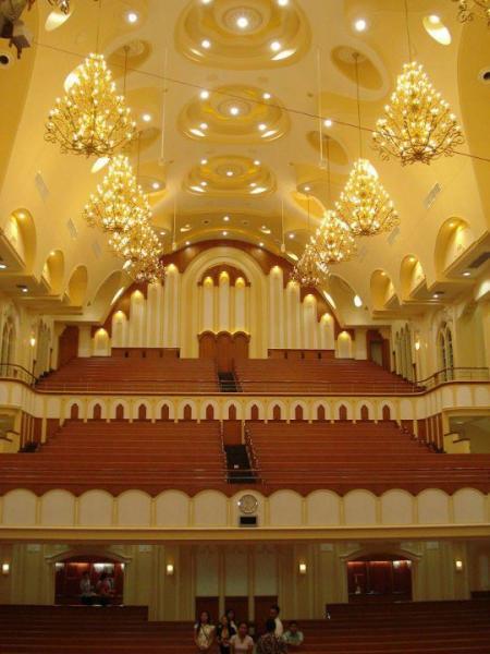 The Iglesia Ni Cristo First Inc Locale With 2 Balconies