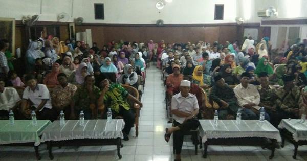 Bakar Semangat Relawan Emzalmi-Desri, Yusman Kasim: Jangan Sampai Salah Pilih