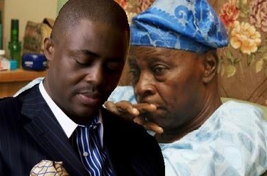 Fani-Kayode and Olu Falae