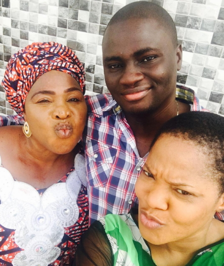 toyin aimakhu movie set