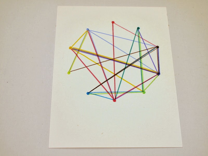 turn Pi into a colorful network artwork