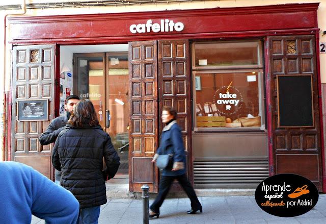 Aprende español callejeando por Madrid: Dime qué diminutivo usas
