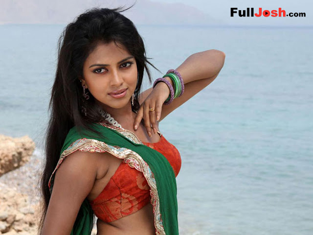 Tamil Actress Amala Paul Turns Into Bar Dancer By Kattappa Force