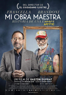 Mi Obra Maestra [2018] [DVD] [R4] [Latino]