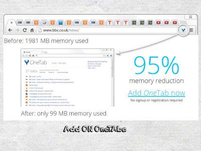 Cara Mempercepat Browser Mozila dan Chrome Ketika Browsing Hanya Dengan 1 Klik