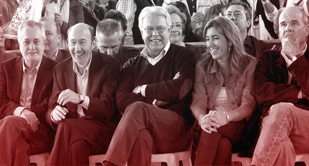 Susana Díaz, la solución del Ibex 35 para frenar a Unidos Podemos