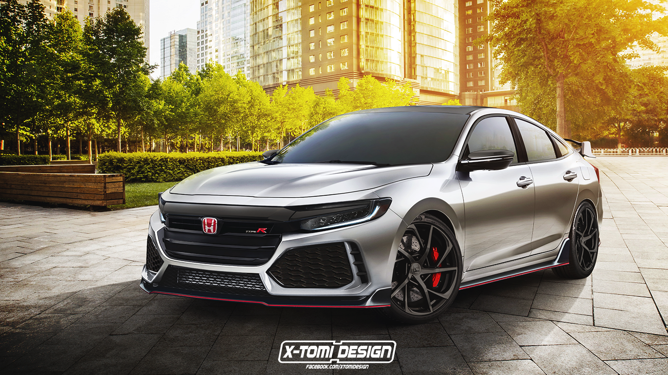 X Tomi Design Honda Insight Type R