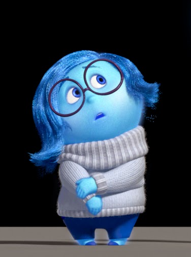 Inside Out Pixar Sadness Quotes Quotesgram: Phyllis Smith Discusses Her Vocal Work As Sadness For