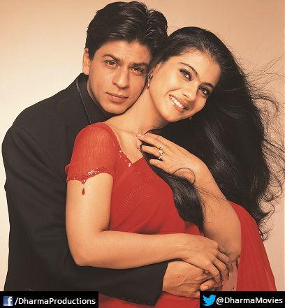 Dharma Productions Shah Rukh Khan Kajol The Evergreen Jodi