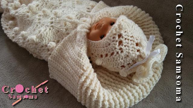كروشيه طاقية للمواليد . كروشيه طفم بيبي حديث الولادة . . كروشيه طاقية بيبى حديث الولادة . Crochet Newborn Beanie Tutorial . crochet baby hat for newborn . crochet baby hat . كروشيه قبعة مواليد