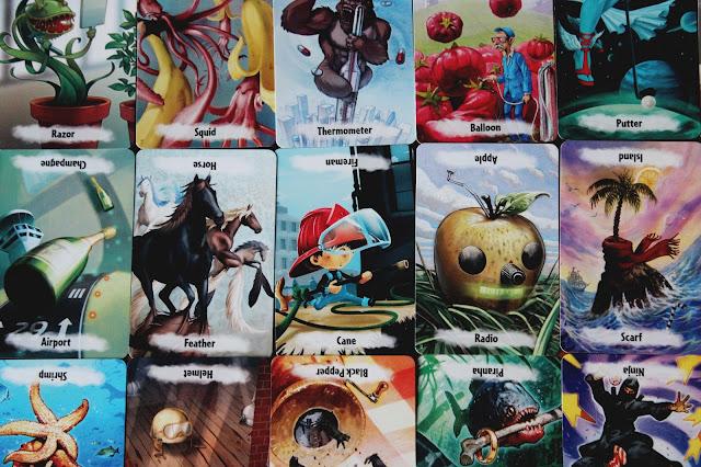 When I Dream - element cards   Random Nerdery
