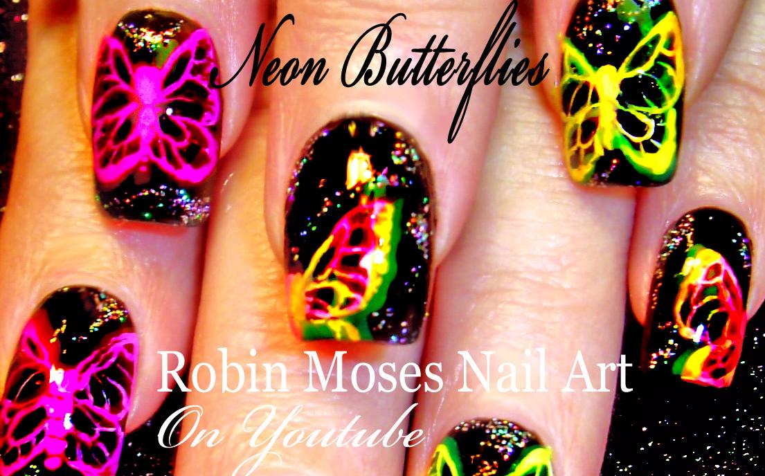 Nail Art By Robin Moses July 2016