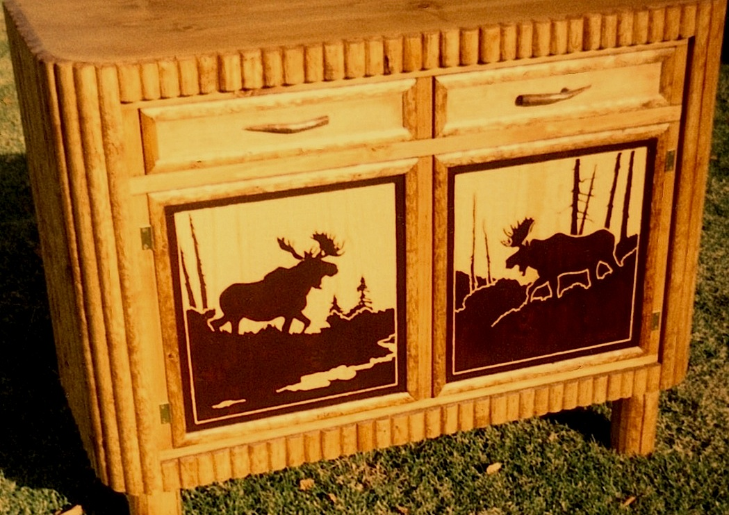 A Drifting Cowboy Cowboy Chic Armoires Credenzas And