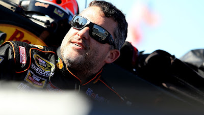 Welcome Back Smoke (#nascar)