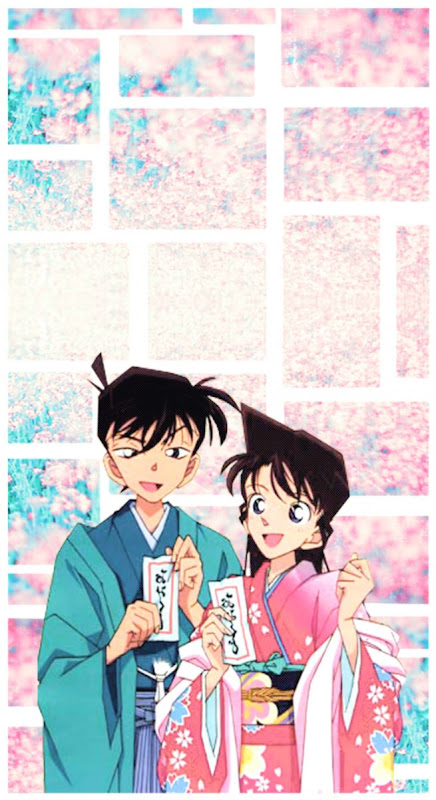 Iphone Detective Conan Phone Wallpaper Dowload Anime Wallpaper Hd