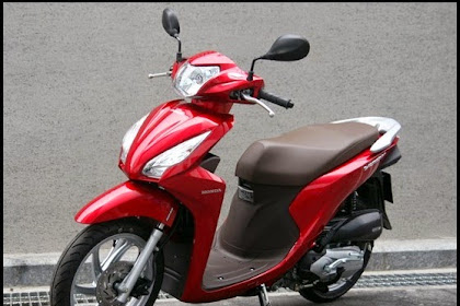 Apakah ini New Honda Spacy?