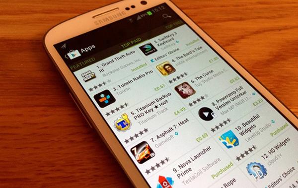 0262ea0b8 تطبيق لتحمل ما تشاء من تطبيقات جوجل بلاي المدفوعة مجانا مباشرة على هاتفك  الذكي